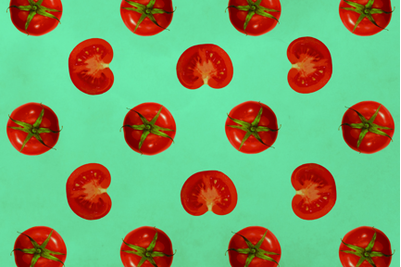 tomatoes-ed fabric by msidlosky on Spoonflower - custom fabric