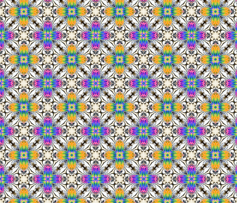 Fractal 312 fabric by anneostroff on Spoonflower - custom fabric