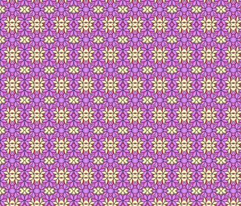 Flower Power V fabric by unclemamma on Spoonflower - custom fabric