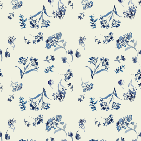 Plucked In Sand fabric by susan_magdangal on Spoonflower - custom fabric