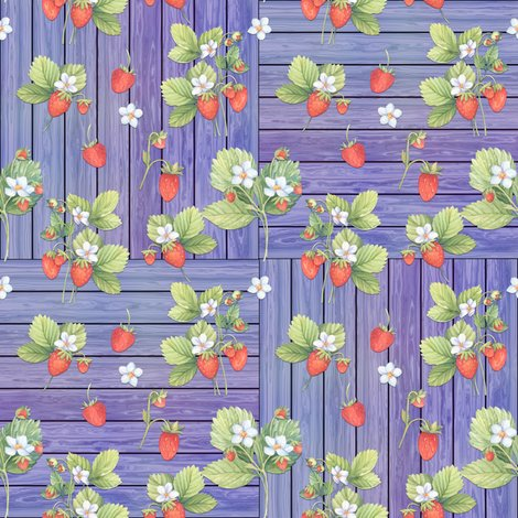 Rwatercolor_strawberries_mix_on_wood_purple_checkerboard_by_floweryhat_shop_preview