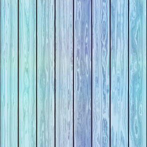 PARQUETRY WOOD BLUE_ TURQUOISE