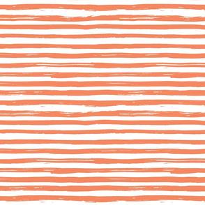 Inky Lines - Orange