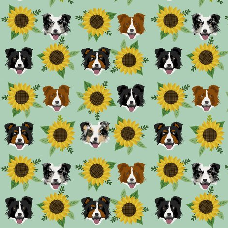 Rborder_collies_sunflower_shop_preview