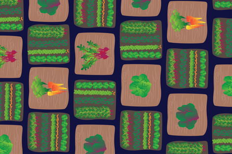 Farm_to_Table fabric by mrsmarty on Spoonflower - custom fabric