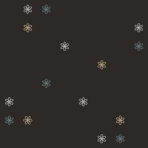 Nighttime Snowfleury