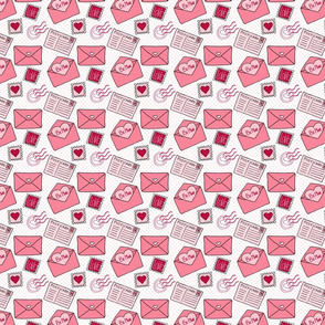 Valentine's Pattern - Be Mine