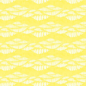 Inky Waves - Lemon