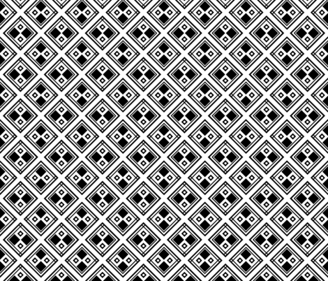four_dot_four_diamond_small fabric by blayney-paul on Spoonflower - custom fabric