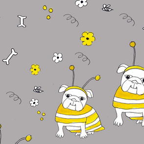 doggie_bee_pattern