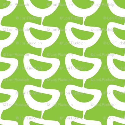 Sliced ~ leaf green