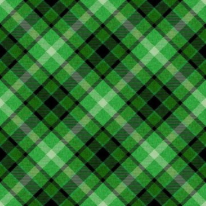 Green Apple Plaid