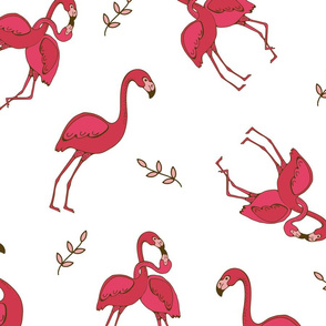 Flamingo_pattern-04
