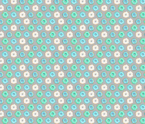 Riced_donuts_blue_on_light_grey_5_inch_150_hazel_fisher_creations_shop_preview