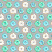 Riced_donuts_blue_on_light_grey_5_inch_150_hazel_fisher_creations_shop_thumb