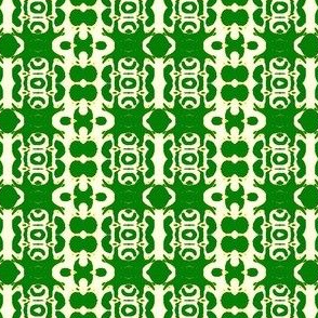 green wood owl-ed