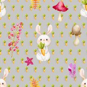Rbunny_carrots_and_mushroom_grey_by_floweryhat_shop_thumb