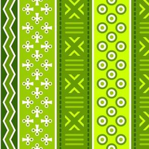 06899337 : mudcloth : verdant green