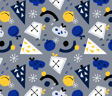 winter_mood fabric by boyusya on Spoonflower - custom fabric