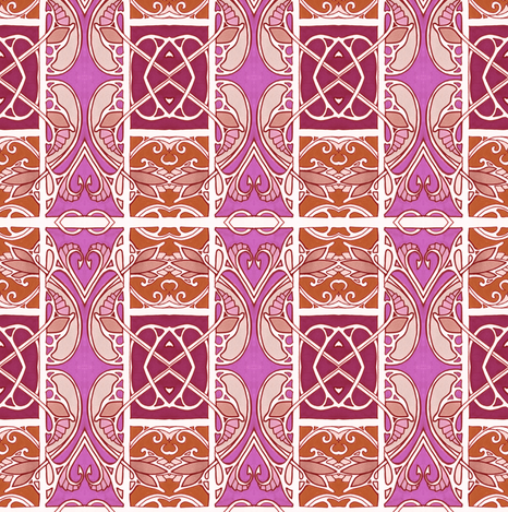 Celtic, Not Really fabric by edsel2084 on Spoonflower - custom fabric