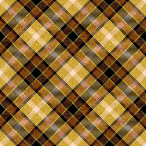Golden Apple Plaid
