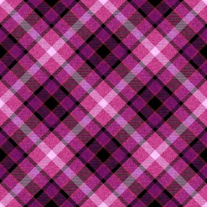 Pink Apple Plaid
