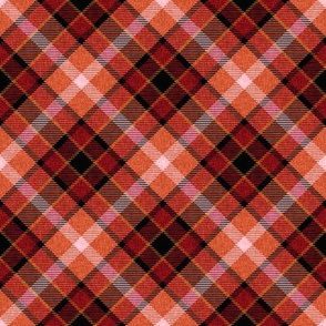Russet Apple Plaid