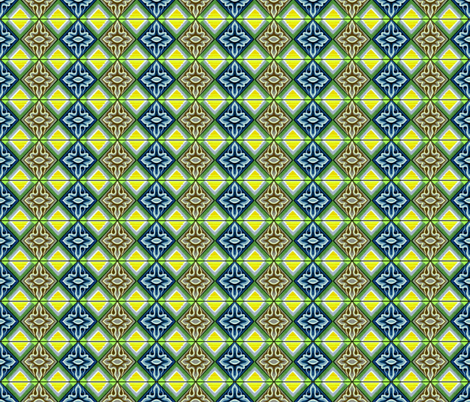 moyen age 255 fabric by hypersphere on Spoonflower - custom fabric