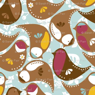 Gingerbird_British_Birds