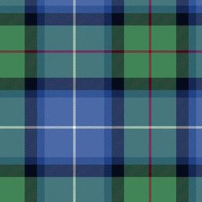 Tweedside hunting tartan, custom variant #1