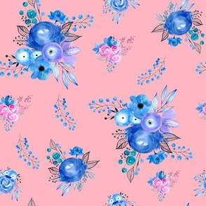pretty_floral_in_pink berry