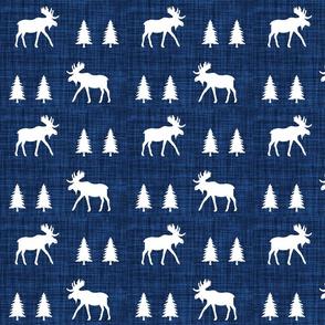 moose trot // 108-16 linen