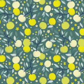Orangerie in Lime
