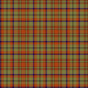 Piper to the Laird of Grant tartan, 3""