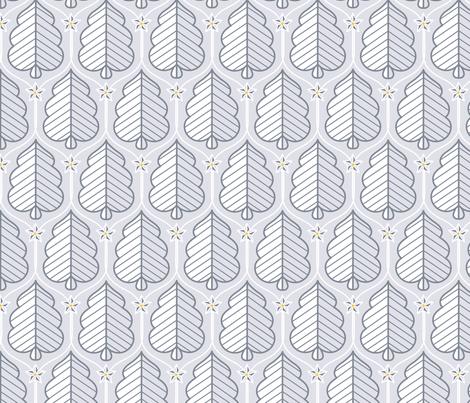 Winter Mod fabric by annieswift on Spoonflower - custom fabric