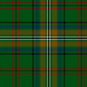 MacClure / McClure hunting or green tartan, 6""