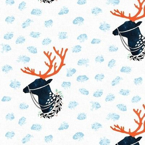 Reindeer Flurries
