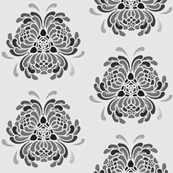 Chrysanthemum grey