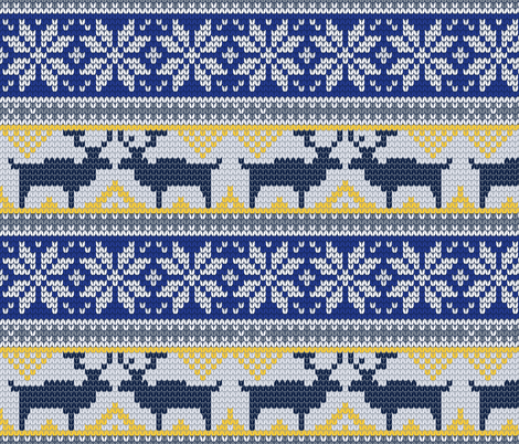 Ugly Winter Sweater fabric by xoxotique on Spoonflower - custom fabric