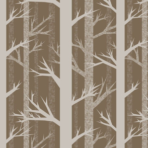 Winter Woods {Fawn}