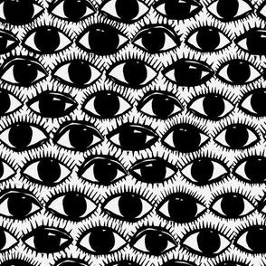 Inky Eyes
