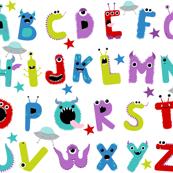 Monster Letters II