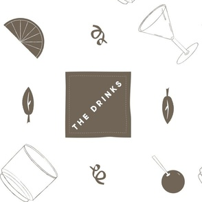 The Drinks Monogram