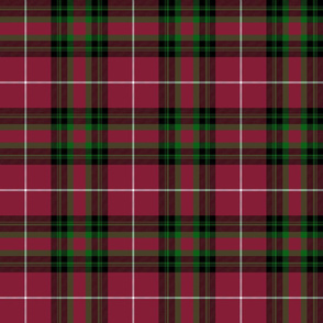 Hunter of Bute tartan, 6""