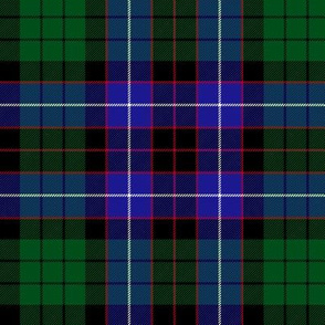 Hunter of Peebleshire tartan, 6""