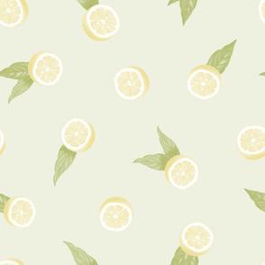 Lemons on Sage
