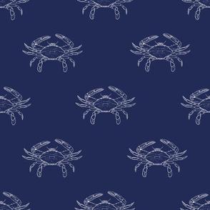 Crabs on Navy