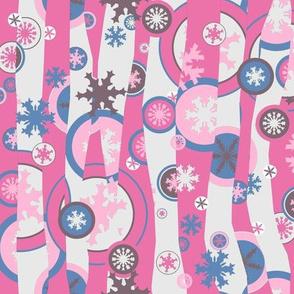 Snowed Under Mod - Pink