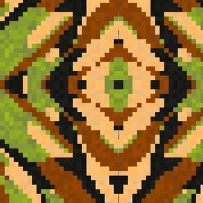 Pixelated Camo