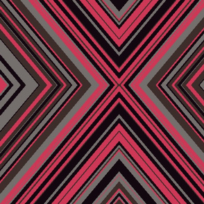 pink gray and black pixels 2